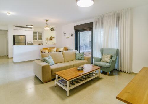 בצור הדסה – דירת 5 חדרים חדשה בסטנדרט גבוה